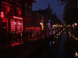 Fêter le Nouvel An à Amsterdam