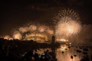 Nouvel An à Edimbourg